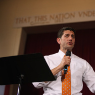 Paul Ryan Campaigns In Wisconsin