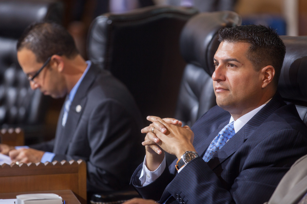 L.A. City Councilman Felipe Fuentes' reaction to the 2020 Commission's grim assessment of Los Angeles is to