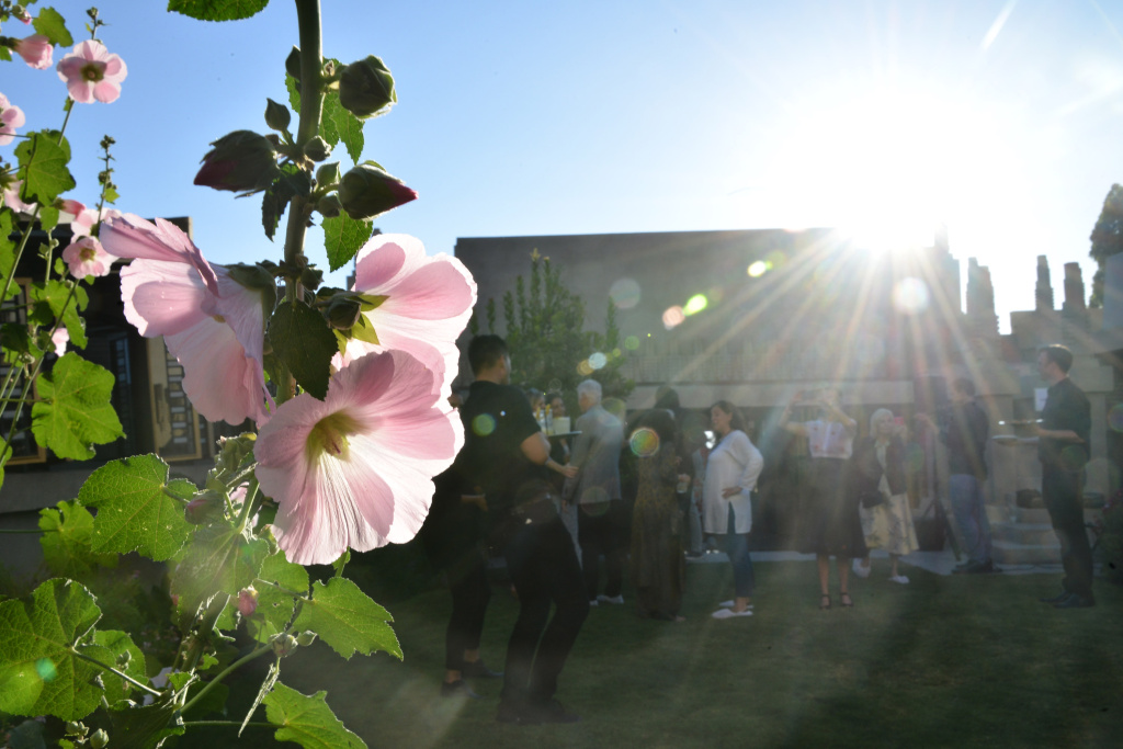 The Barnsdall Art Park Foundation's Breaking Convention Summer Soiree on July 15, 2015.