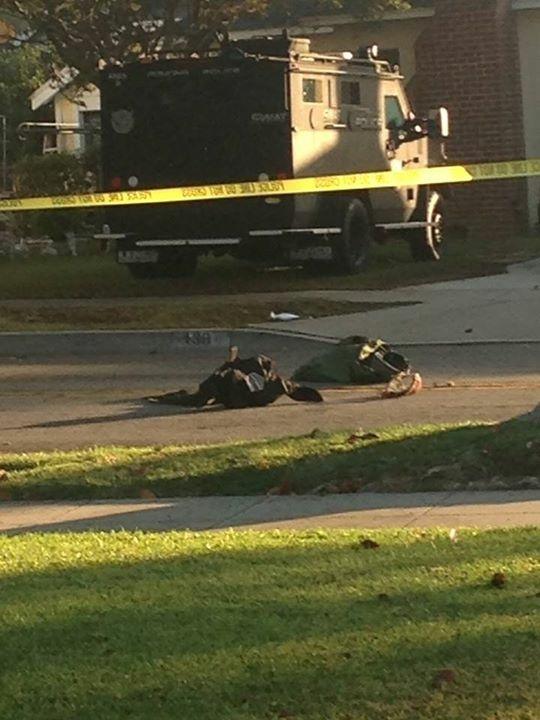 Pomona SWAT officer shot in San Gabriel | 89 3 KPCC