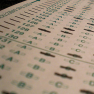 scantron standardized test
