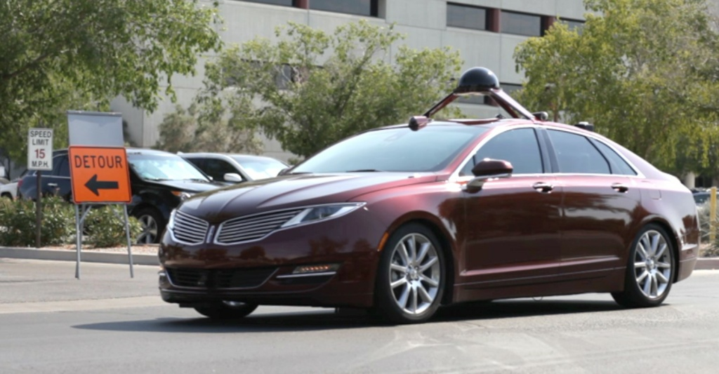 Intel conducted its Car and Rider Trust study on its Arizona campus.
