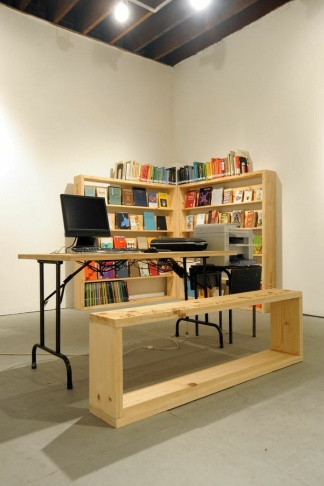 Reanimation Library: Highland Park Branch (Photo: Aurora Tang)