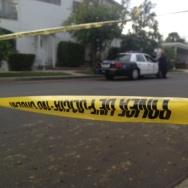 LAPD Crime Tape