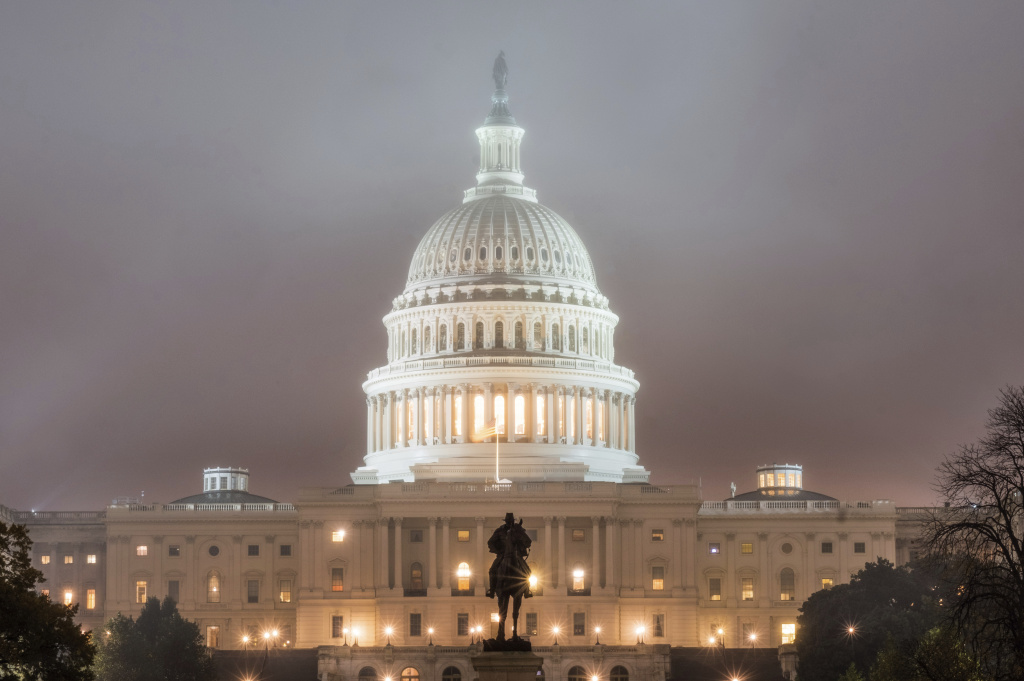 The lame-duck session of Congress will extend into late December now that bipartisan negotiators have passed a short-term extension of government funding. They have until Dec. 21 to finalize a spending deal.