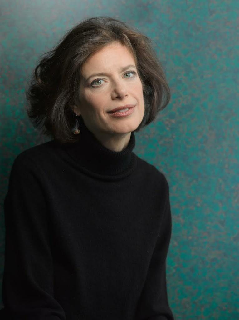 Author and Pulitzer Prize-winning journalist Susan Faludi.