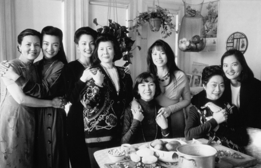 The cast of the 1993 film