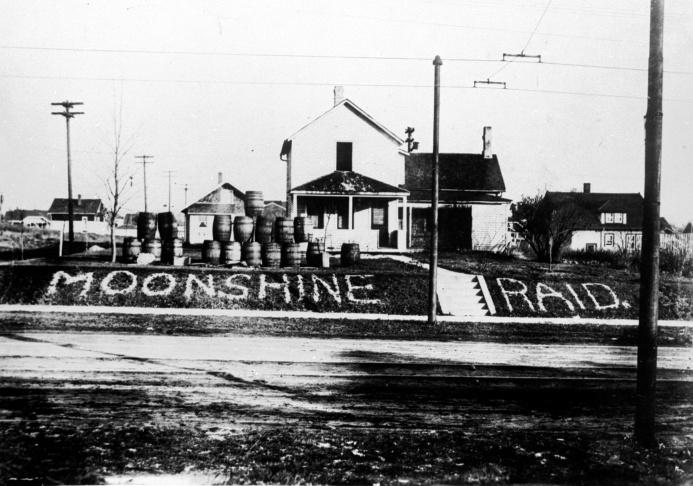 Moonshine Raid