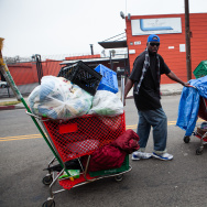 Skid Row Clean-up