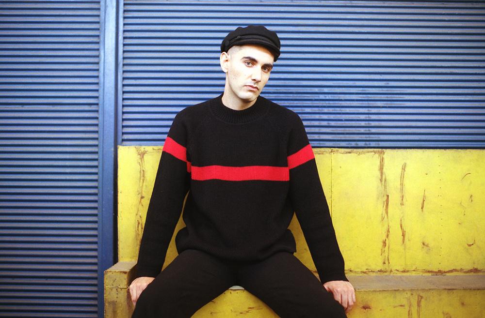 Alex Anwandter is a Chilean musician and filmmaker.