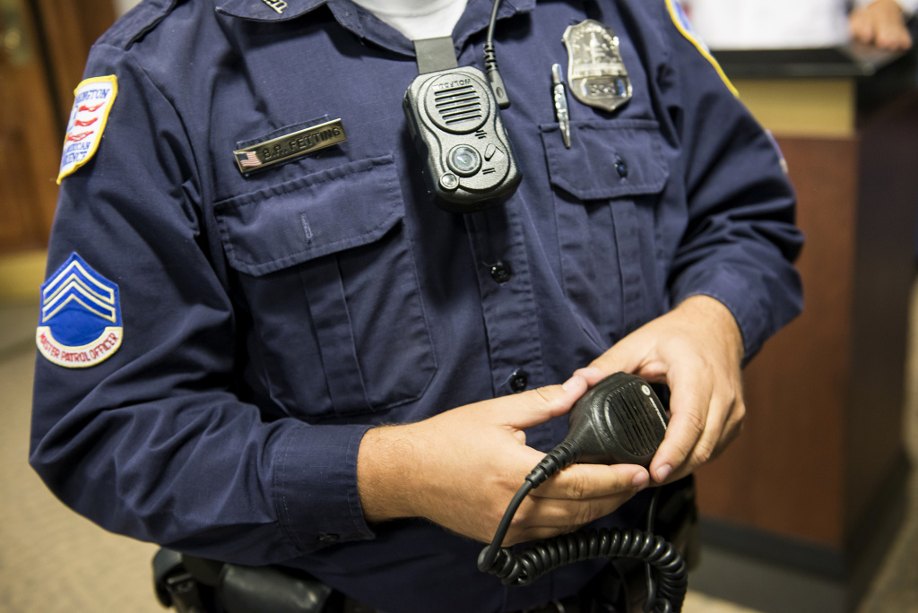 TPD officially suits up with new body cams