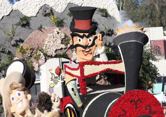 125th Rose Parade Presented By Honda