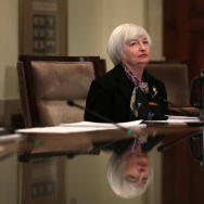 Federal Reserve Board Of Governors Meet To Discuss Volcker Rule
