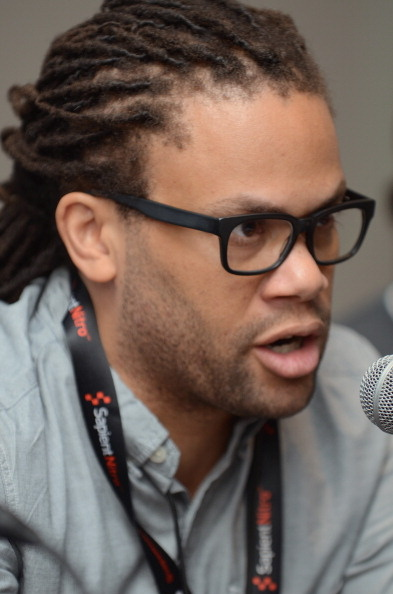 "Franklin Leonard, CEO of The Black List speaks at the 2013 SXSW Music, Film + Interactive Festival in Austin. His company will be creating a short list of writers from ""underserved"" communities to TBS and TNT."