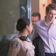 Brock Turner leaves jail