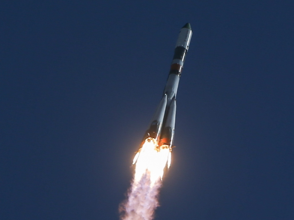 The Soyuz-U space launch vehicle rocket carrying the Russian cargo ship Progress M-28M launched from the Baikonur Cosmodrome on Friday. The Progress resupply capsule successfully docked with the International Space Station on Sunday/