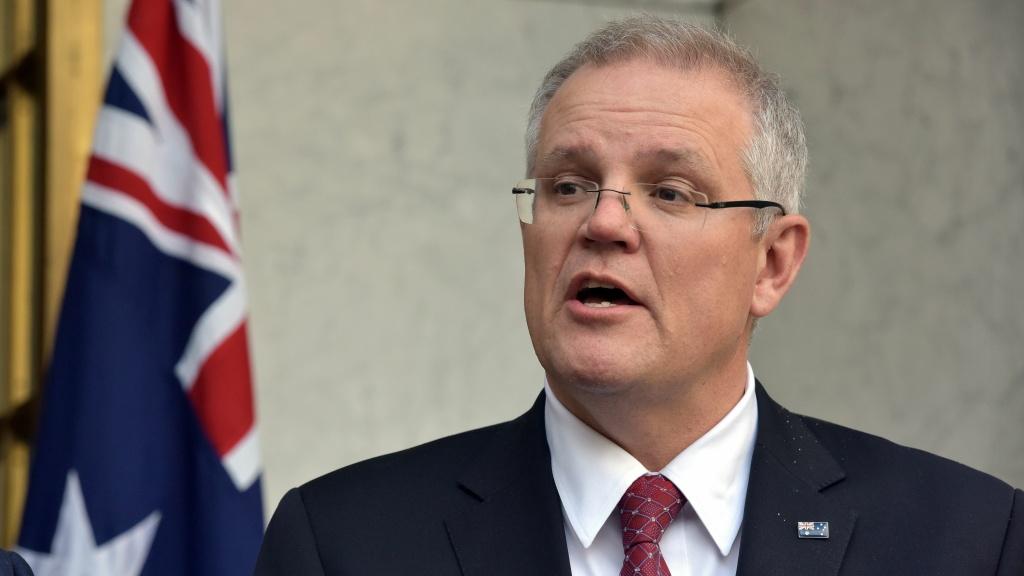 Scott Morrison was elected Australia's 30th prime minister on Friday.