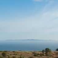 A view from the hiking trails in Rancho Palos Verdes, as seen on Modern Hiker's website.