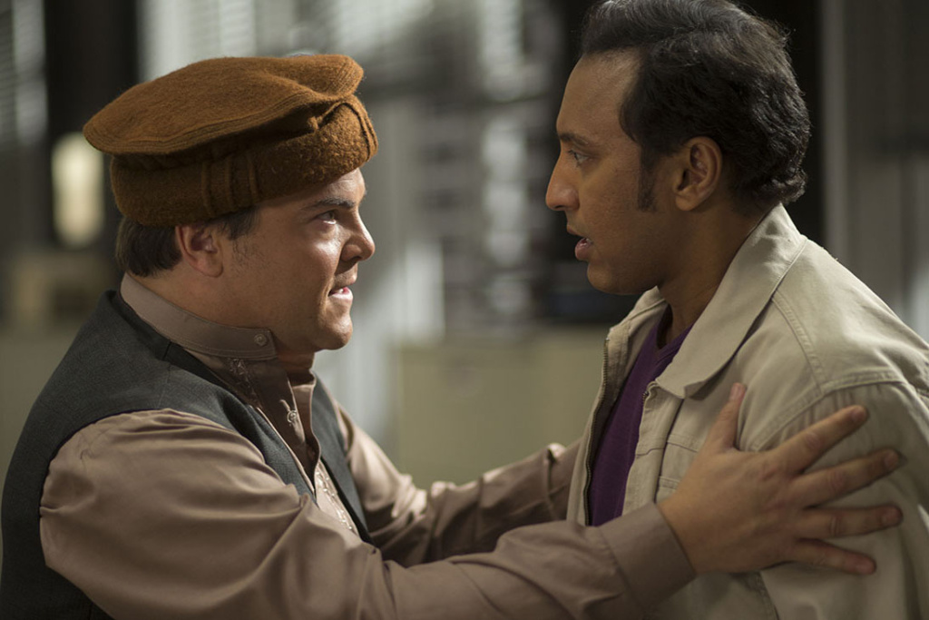 Jack Black and Aasif Mandvi star in HBO's