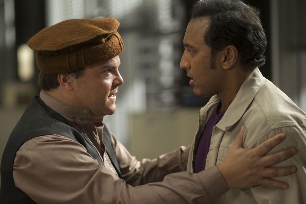Jack Black and Aasif Mandvi star in HBO's