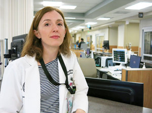 Dr. Emmy Betz works in the Emergency Department at the University of Colorado Hospital and also is part of the Colorado Gun Shop Project.