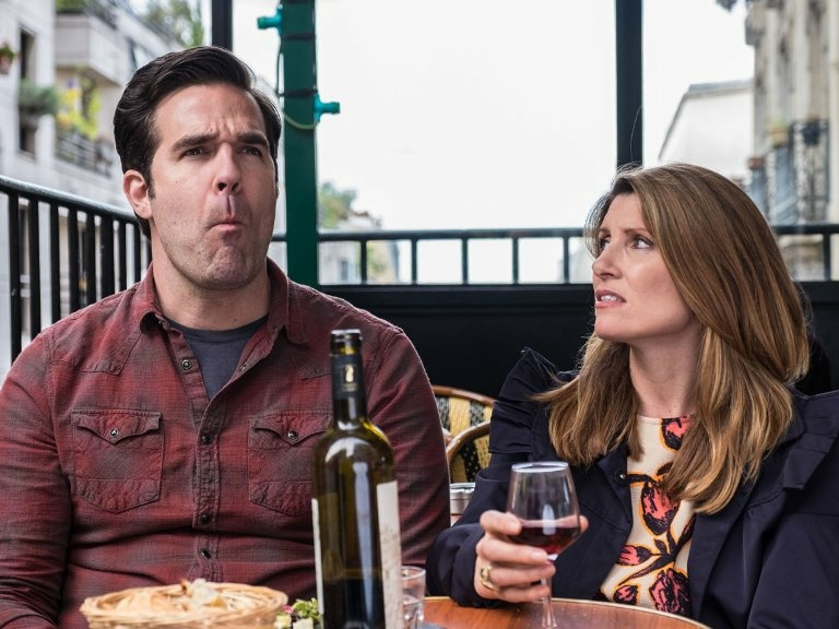 Rob Delaney and Sharon Horgan co-created, co-write, and co-star in Amazon's