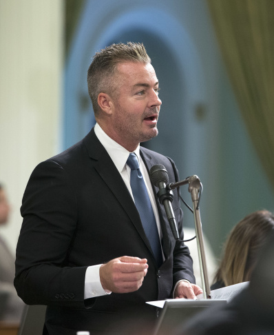 California state Sen. Tony Mendoza, D-Artesia.