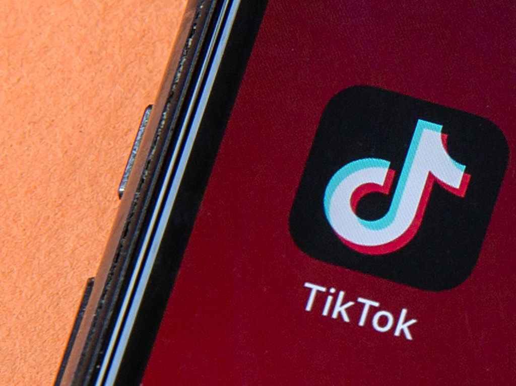 President Trump's executive order prohibits transactions between U.S. citizens and TikTok's parent company starting in 45 days.