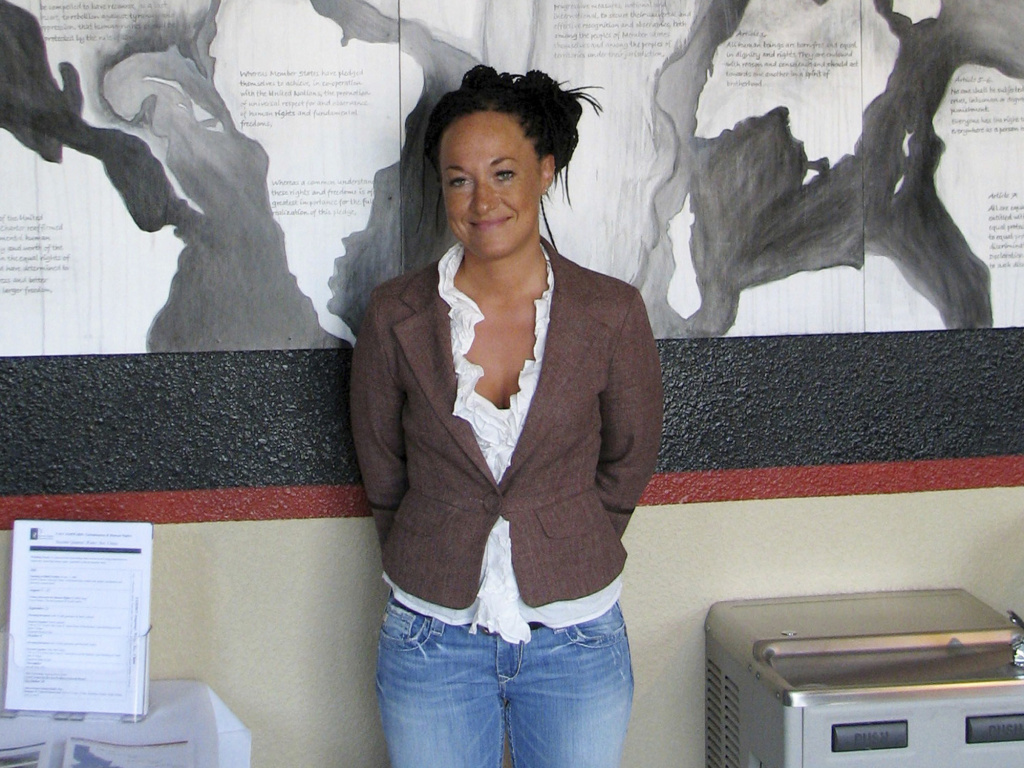 Rachel Dolezal stepped down from her post as the leader of the Spokane, Washington, chapter of the NAACP in 2015 amid criticism that she was passing herself off as black.