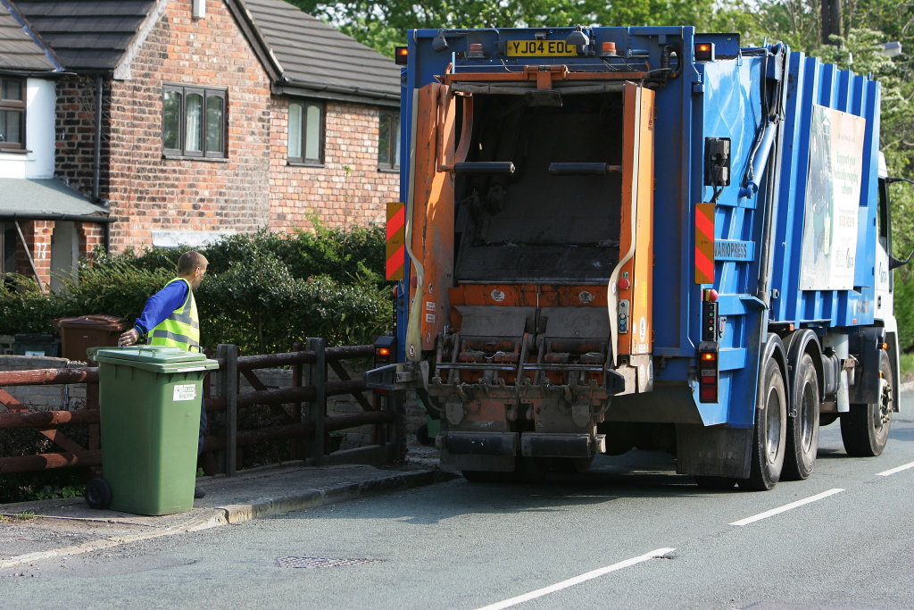 Will a consolidation of waste management streamline the industry or bottle neck services?