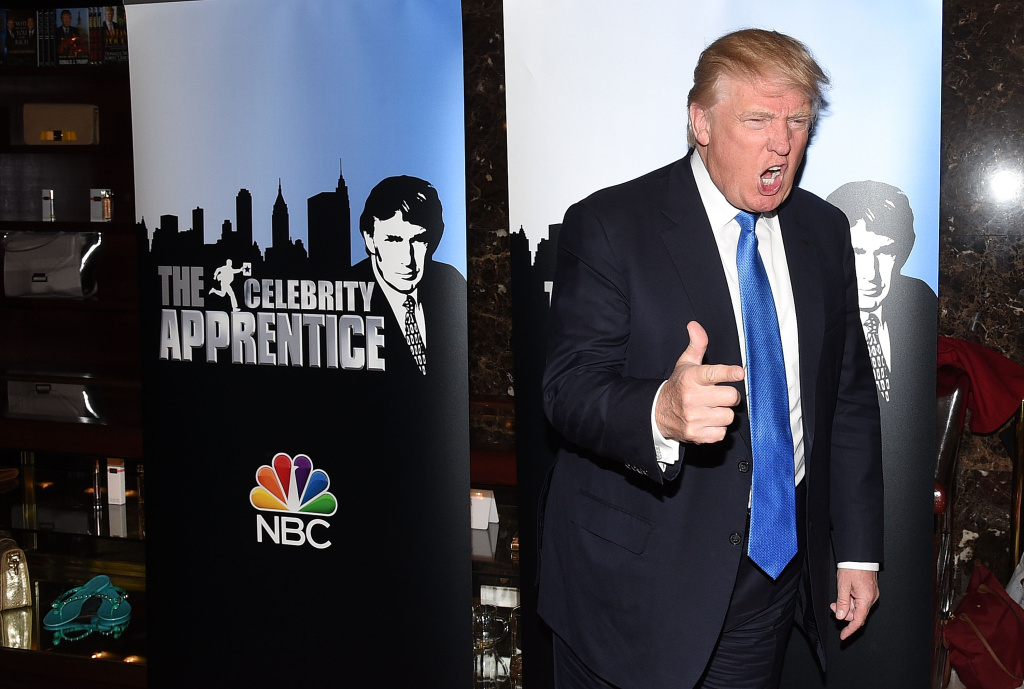 Donald Trump Will Keep Executive Producer Credit on Celebrity Apprentice