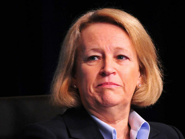 Securities and Exchange Commission Chairman Mary Schapiro.
