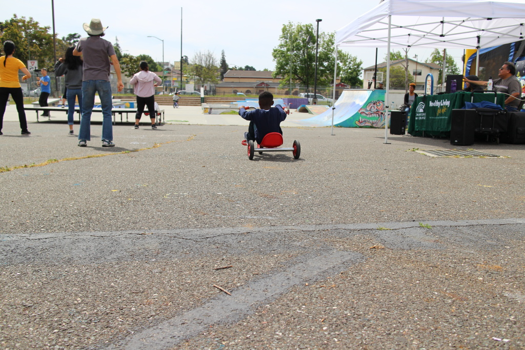 Residents say the neighborhood of Castlemont in Oakland has been historically underserved and under-resourced. It's part of the Best Babies Zone initiative, part of a national initiative which aim to change that.