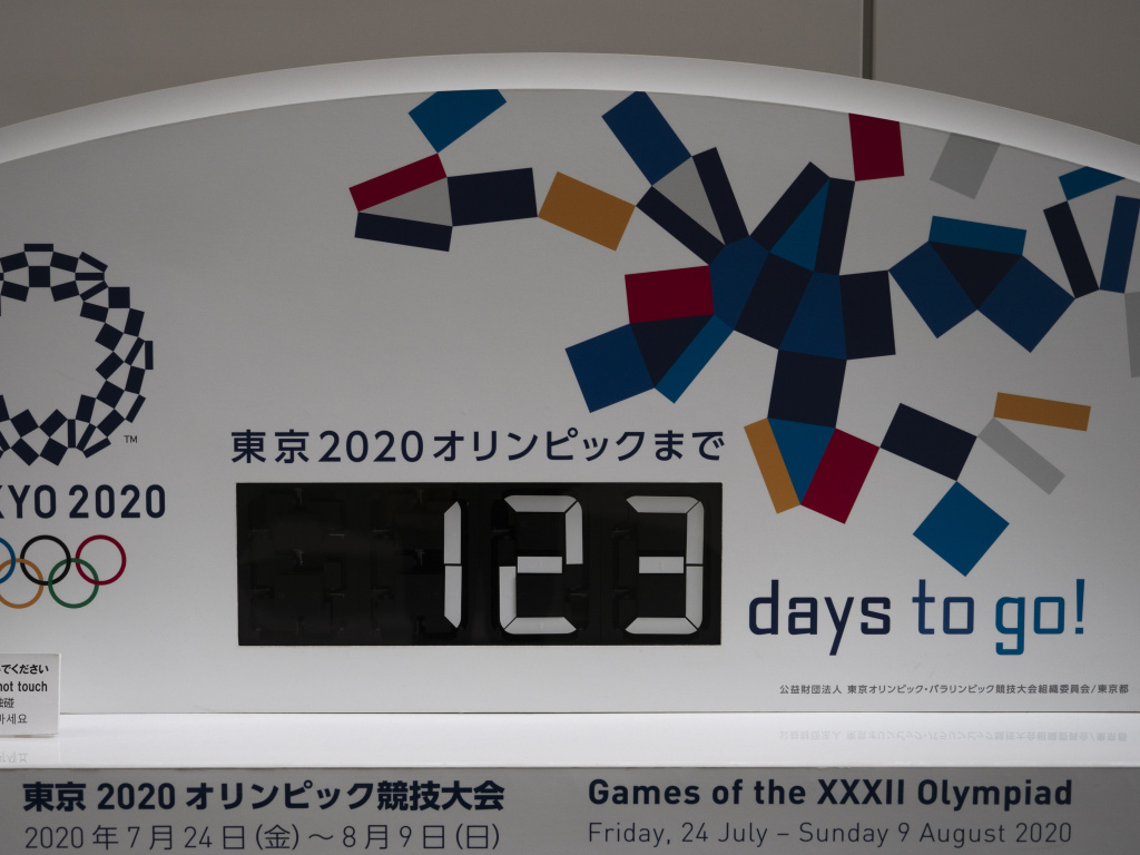 On Sunday, the International Olympic Committee said that it was starting to look into scenarios for