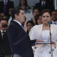 Honduras New President