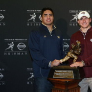 2012 Heisman Trophy Media Availability