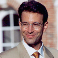 This undated photo shows Daniel Pearl, a Wall Street Journal newspaper reporter kidnapped by Islamic militants in Karachi, Pakistan. The Wall Street Journal announced February 21, 2002 that Pearl has been confirmed dead, presumably murdered by his abductors.