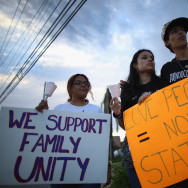 DREAM Act Supporters Rally For Immigration Reform