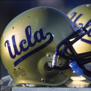 UCLA Bruins football Helmet
