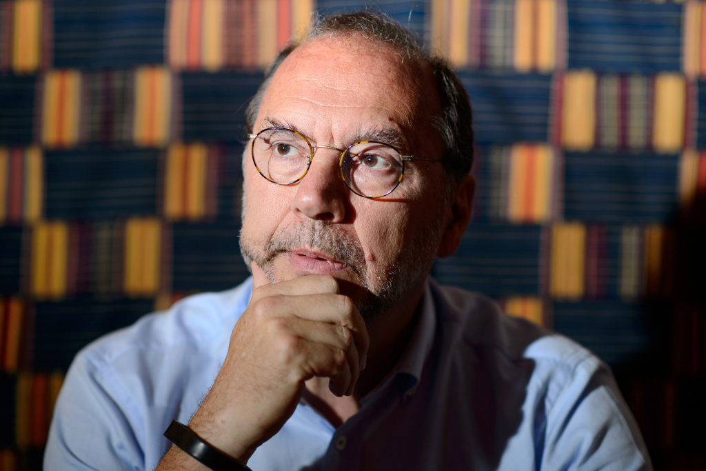 Peter Piot was one of the co-discoverers of the Ebola virus in 1976.