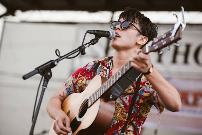 Kera Armendariz is the frontwoman for Kera and The Lesbians