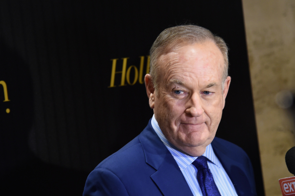 Television host Bill O'Reilly attends the Hollywood Reporter's 2016 35 Most Powerful People in Media on April 6, 2016 in New York City.