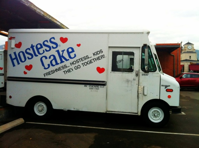 Hostess Twinkie Glendale Truck