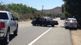 Orange County Sheriffs deputies responded to a 'shots fired' call on Wednesday, July 24, 2013.