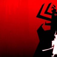 "A teaser announcing the return of ""Samurai Jack."""