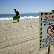 LA -Area Beach Rated Worst In The Nation For Water Quality
