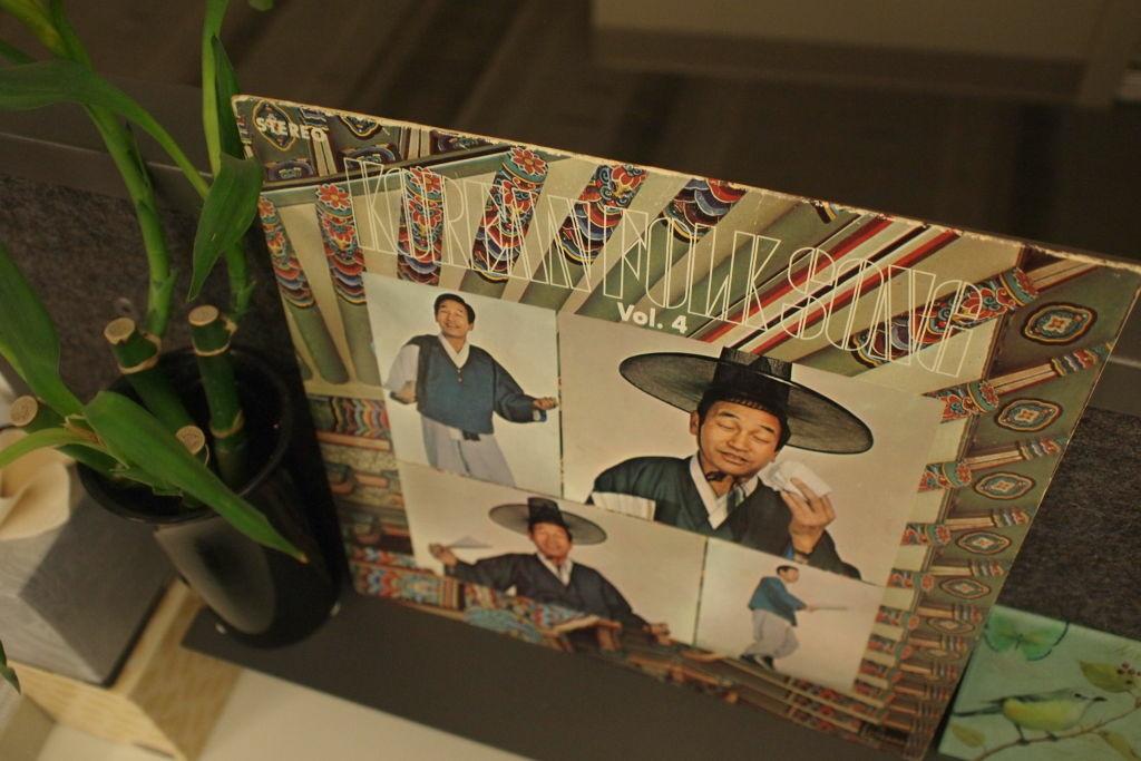 Korean Folk Songs Album of the week