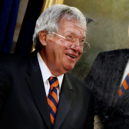 Members Of Congress Unveil Portrait Of Former Speaker Hastert