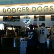 Dodger fans