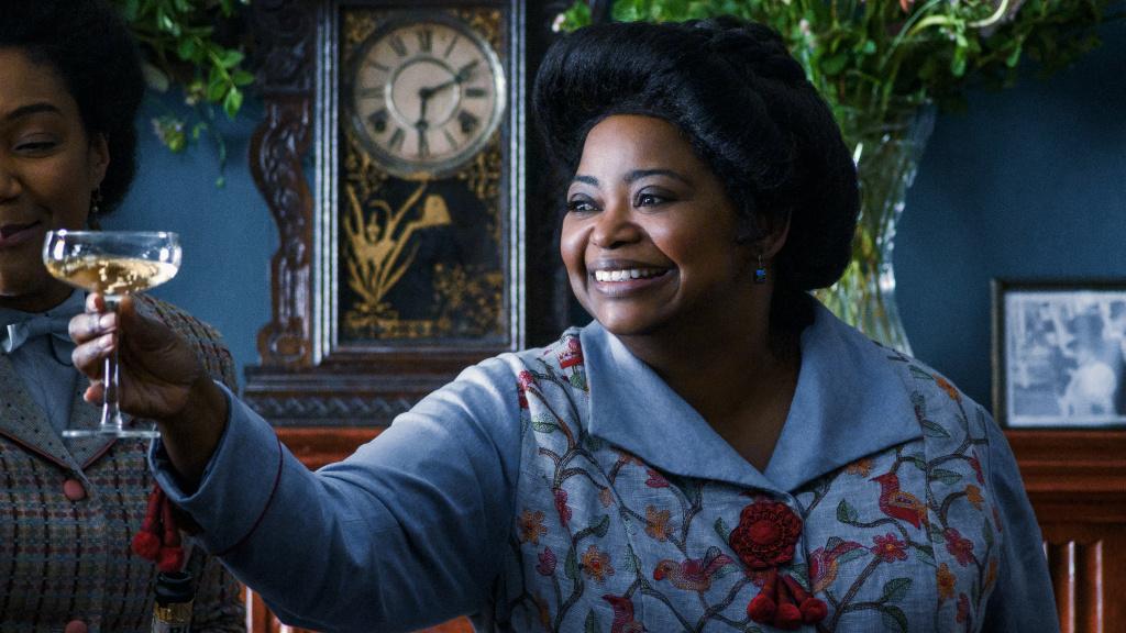 Octavia Spencer plays businesswoman Madam C.J. Walker in the Netflix series<em> Self Made.